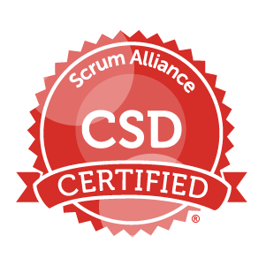 Scrum Alliance Developer