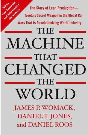 The Machine that Changed the Wolrd